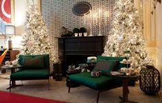 Christmas decor by Casa do Passadiço