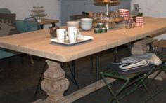 Die Sachensucherei in Bad Ragaz steht für hochwertige Produkte und ursprüngliche Schön- und Sonderheiten. Bad Ragaz, Metal Furniture, Wood And Metal, Industrial Style, Dining Table, Rustic, Home Decor, Products, Viajes