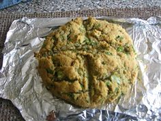 Candida Recipes and Advice: Candida friendly almond flour soda bread