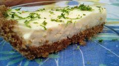 Le Garb: Torta Mousse de limão - massa de biscoito tipo Betty Crocker