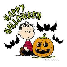 Happy Halloween Great Pumpkin!!