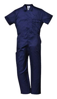 S996 - Short Sleeve Coverall