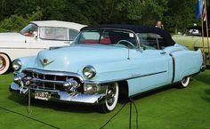 1953 Cadillac Eldorado by carphoto, via Flickr