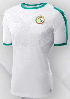 58637f12d 2018 World Cup Jersey Senegal Away Replica Green Shirt 2018 World Cup Jersey  Senegal Away Replica Green Shirt