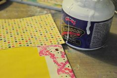 Tutorial: From Bubble Mailer to Art Journal by Amy Lassiter