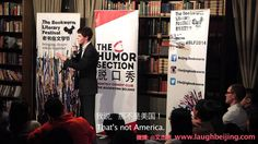 Jesse Appell Chinese Standup: I want to be a mistress 艾杰西脱口秀:我要当小三