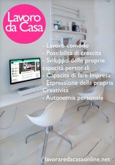 Un modo semplice per lavorare da casa  http://www.lavoraredacasaonline.net