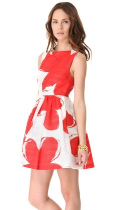 Need @alice + olivia Puff Skirt Dress! So adorable!!