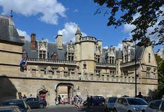 Tour Eiffel, Cluny France, Monuments, Rue Mouffetard, Romanesque Art, Latin Quarter, National Museum, Musée National, Medieval Town