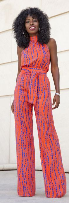70's Inspired Jumpsuit Styling by Style Pantry