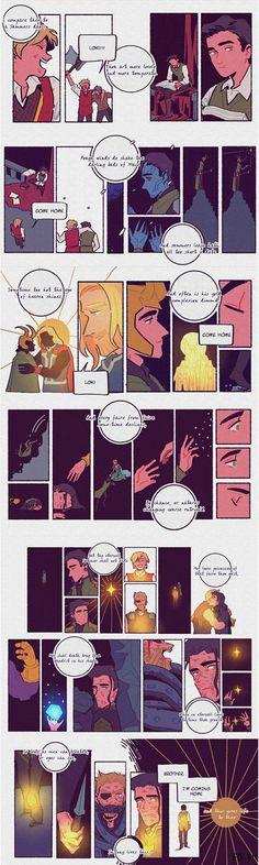 Sonnet || Thor & Loki || Cr: FrogPee