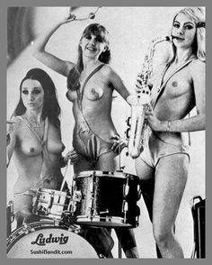 Female naked at graduation