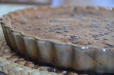 A Culinária e Eu ...: Tarte de Chocolate