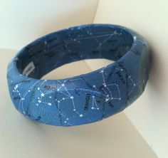 Vintage+Constellation+Map+Excerpt+HandDecoupaged+by+cadencedesigns,+$26.00