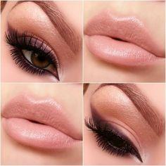 beautiful nude makeup