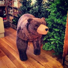 Have you visited the #LibertyChristmas shop? Look who's waiting to meet you there...