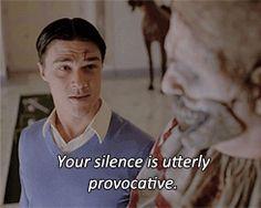 American Horror Story: Freak Show...Dandy is so delociously psychotically insane.