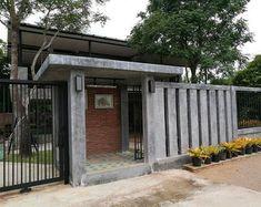 Trendy home renovation projects simple Casa Loft, Loft House, Modern Tropical House, Tropical Houses, Bungalow House Design, Small House Design, Thai House, Rustic Home Design, Modern Loft