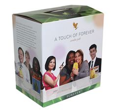 Touch of Forever - start - Produkty Forever Living Products