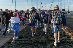 https://flic.kr/p/LWHJSF | Annual Labor Day Mackinac Bridge Walk, MI, September…
