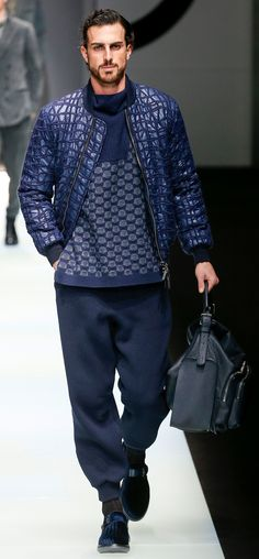 Giorgio Armani - Fall 2018
