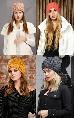 Top 3 Fall Winter 2017-2018 Knitted Hats Trends  96a1ea6b920e