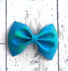 Blue Metallic Lucky Charm Charlotte