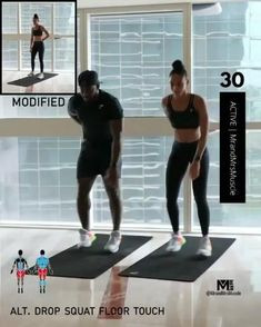Fitness Workouts, Full Body Hiit Workout, Gym Workout Videos, Gym Workout For Beginners, Fitness Workout For Women, Body Fitness, Sixpack Workout, Keep Fit, Workout Programs