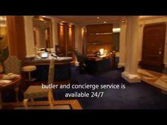 7 Stars Burj Al Arab Deluxe Suite Dubai UAE | Hotel reviews
