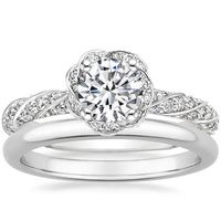 Platinum Cordoba diamond Ring