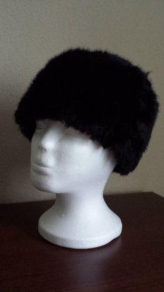 Toczek ze sztucznego futra - Lady-Kate23 - Czapki i kapelusze