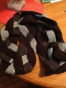 Braided Infinity Scarf, for my sister Jaime « Treats~N~Things