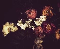 Cinnamon inspired floral design by @Ashley Walters Walters Walters Woodson Bailey for Salted and Styled