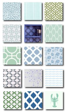 How To Create Custom Painted Floor Cloths From Canvas- 20+ Repeat Stencil Patterns - See more at: http://hersite.info/how-to-create-custom-painted-floor-cloths-from-canvas-20-repeat-stencil-patterns/#more-15183