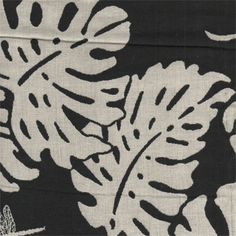 This is a beautiful black and white reversible floral with dragon fly upholstery fabric. Ideal as decorative pillows or great for upholstering furniture. Fabric suitable for many home decorating applications. Compared at $23.95.Width: 54 inV.Repeat: 16 inPoly/CottonV164AEF