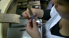 ティファニータイプのリングを作る