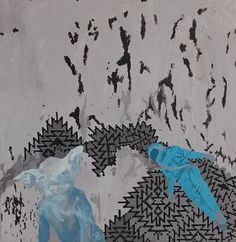 Luminita Mihailicenco: Somewhere. Öl auf Leinwand. #startyourart  #Malerei #luminitamihailicenco #luminitamihailicenco www.startyourart.de