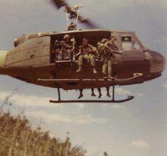 The Huey (Guest Post) – CherriesWriter – Vietnam War website Vietnam History, Vietnam War Photos, Vietnam Veterans, American War, American History, Arsenal, My War, War Photography, Military Helicopter