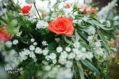 mariage white & corail 2