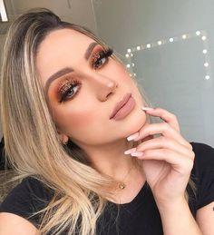Easy Makeup Tips to Make You Look Gorgeous! Makeup Eye Looks, Eye Makeup Art, Sexy Makeup, Glamorous Makeup, Cute Makeup, Glam Makeup, Gorgeous Makeup, Pretty Makeup, Makeup Inspo