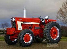 Old John Deere Tractors, Big Tractors, Case Tractors, Farmall Tractors, International Tractors, International Harvester, Antique Tractors, Vintage Tractors, Classic Tractor