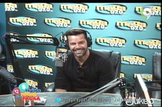 Entrevista A Ricky Martín Con El Pachá #Video
