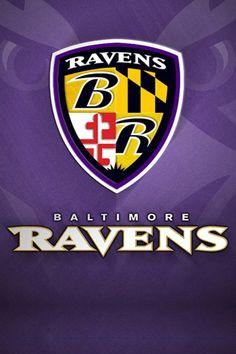 I heart the Baltimore Ravens!!