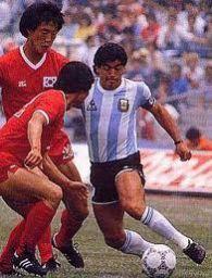 vs. Corea....... Mexico 86