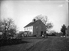 House of Ann Putnam, Jr. - ringleader of the Salem Witch Trial girls who lied and claimed they were tormented by certain women who were witches. She later apologized, although still blaming her actions on Satan.