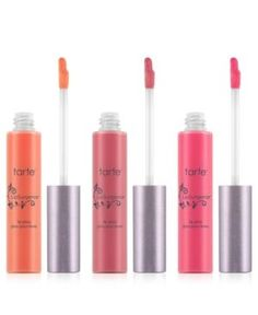 Tarte Lipsurgence 3-Pc Lip Gloss Set - Limited Edition