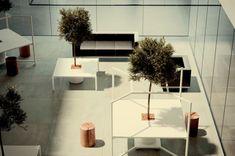 Arredamento Per Ufficio Varese : Fantoni hub complementi d arredo per ll ufficio arredo design