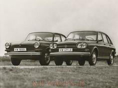 Volkswagen 1600 L et 411 LE - 1969