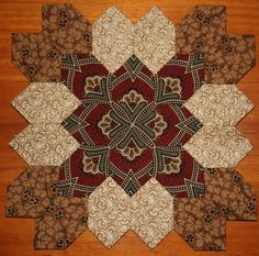 Lucy Boston   The inspiration for my version of Lucy Boston's Patchwork of the Crosses has come from a quilt Lucy made for Colin Tilney in...