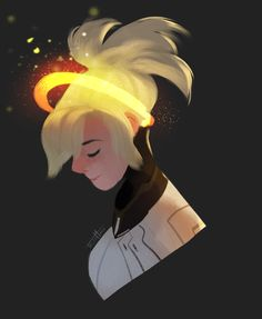 MERCY by trisketched on DeviantArt